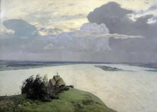 Графика пейзажи современных художников. Пейзажи русских художников:10 волшебных пейзажей