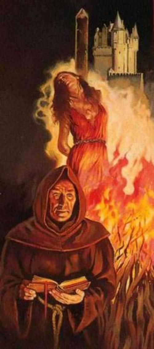 Когда сжигали ведьм. 10 самых известных казней ведьм