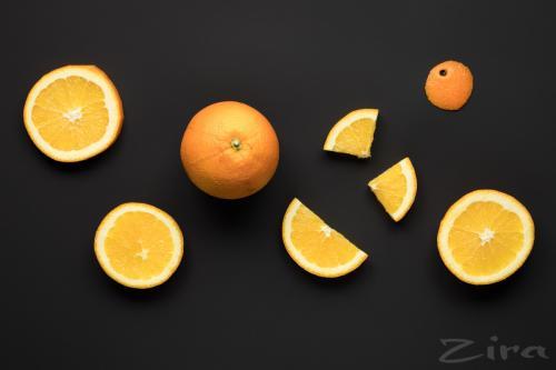 Самый большой в мире апельсин. 9 интересных фактов об апельсине