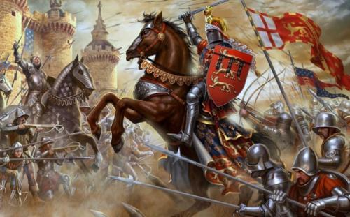 Факты о рыцарях интересные. 5 фактов о средневековых рыцарях