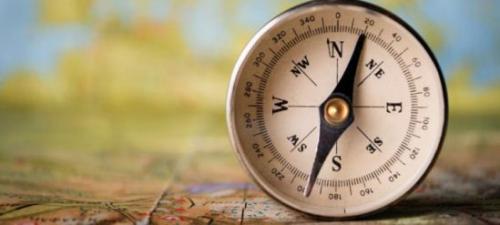 Компас, как пользоваться. Учимся определять направление по компасу