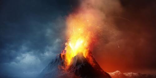 Супервулкан Тоба. Люди пережили извержение супервулкана Тоба 74 000 лет назад