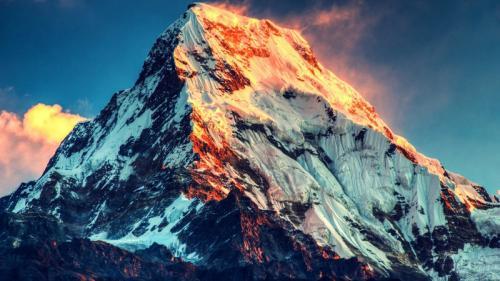 Самая большая гора в европе. Самые высокие горы Европы