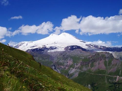 Самые высокие горы в Европе. Какая самая высокая гора в Европе