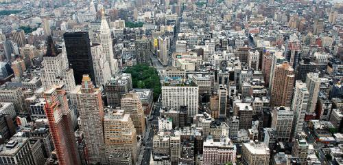 Первый небоскреб в нью йорке. Самые первые небоскрёбы Нью-Йорка