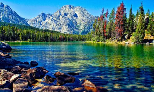 Самое глубокое озеро нашей планеты. Самые глубокие озера мира