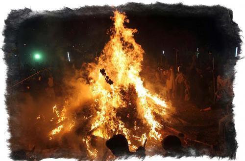 Ведьма на костре прикуривает. Сожжение ведьм на костре в Западной Европе