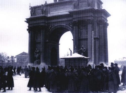 """Кровавое воскресенье 1905. 22 января 1905 года - """"Кровавое Воскресенье"""" в Санкт-петербурге."""