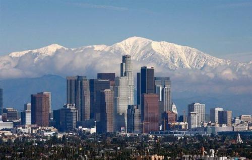 Полное название Лос-Анджелес. Почему город называется Лос-анджелес так