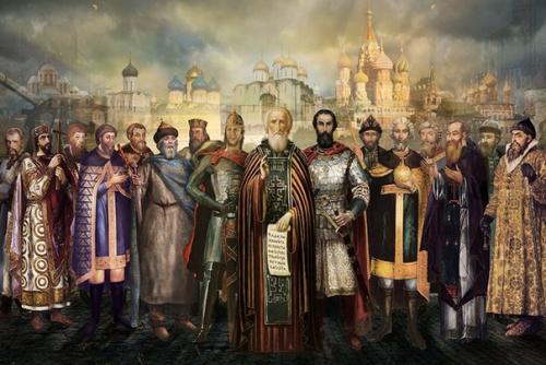 Род Рюриковичей. 40 удивительных фактов о первых русских царях - роде Рюриковичей.