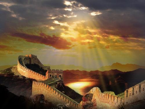 Великая Китайская стена. 5 фактов о великой китайской стене, Китай.