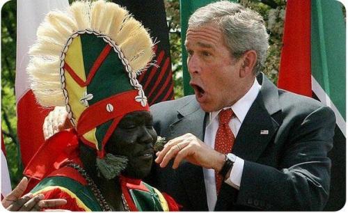 Джордж Буш-младший. Смешные цитаты джорджа Буша младшего.