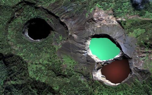 Озера планеты. Самые красочные озера планеты.