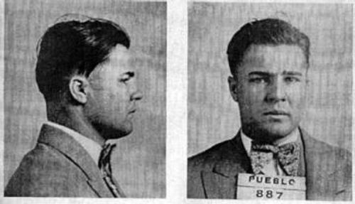 Красавчик Флойд - американский грабитель банков начала 30-х годов, враг общества номер один по классификации фбр.