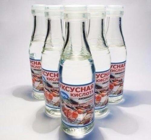Этановая кислота. 20 применений уксуса в хозяйстве, о которых вы не знали!