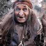 Георгий милляр сыграл почти всю нечисть в советских сказочных фильмах, и всякий раз ему накладывали сложный грим.