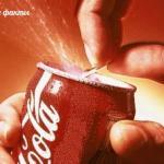 Cтрашныe факты о Coca - Cola.