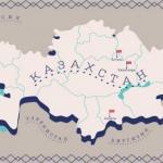 Интересные факты о Казахстане.