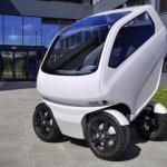 Автомобиль EO2: будущее городского автомобиля.