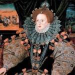Королева Елизавета.  Королева англии Елизавета I была лысой.