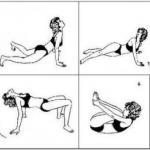 5 упражнений для спины поля брэгга. Пять упражнений поля брегга для восстановления позвоночника.