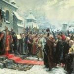 7 земель, добровольно присоединившихся к России.