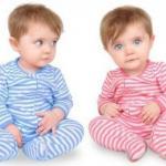 Почему девочкам - розовое, а мальчикам - голубое?