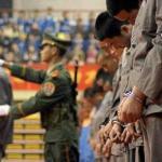 10 тысяч чиновников расстреляны по обвинению в коррупции.