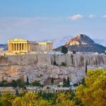 5 фактов об афинском акрополе, Греция.