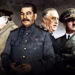Полная хронология второй мировой войны.