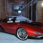 Суперкар Ferrari Sergio Pininfarina V8, 605 л. с., 3 сек., L/E 6 автомобилей.