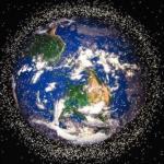 Космический мусор достиг критической массы, сообщило Nasa.