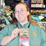 Американка Джоан гинтер четыре раза выигрывала в лотерею с 1993 года.