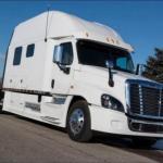 Эти грузовики - настоящий рай для дальнобойщика.