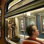 Поезда в московском метро ходят чаще, чем в любом другом метро мира.