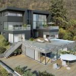 Самый дорогой дом в мире построен из метеоритов, костей тираннозавра и 200 кг.