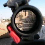Мировой рекорд меткости снайпера.