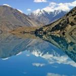 Сарезское озеро - жемчужина Памира, расположенная в мургабском районе горно-бадахшанской автономной области Таджикистана.