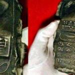 Археологи 2800-летний телефон Nokia нашли.