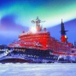 Хозяева ледовитого океана - атомные ледоколы России.