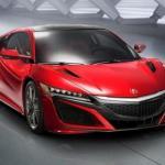 Acura наконец - то рассекретила характеристики суперкара NSX.