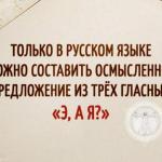 Почему русский язык - один из самых богатых языков?