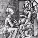 Деторождение в средние века: женщинам говорили - готовьтесь к вашей смерти.