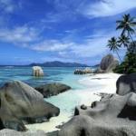 Самый фотогеничный пляж в мире.
