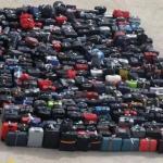 Таким образом, если в течение трёх месяцев потерянный багаж остаётся не востребованным, компания Lufthansa, не раскрывая, продаёт его с аукциона.