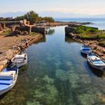 Какой город - невидимка есть на Крите?