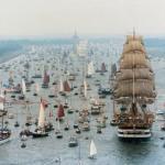 Парад кораблей Sail Amsterdam - грандиозное мероприятие, которое проводится в Амстердаме раз в пять лет.
