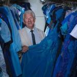 Самая большая в мире частная коллекция платьев.