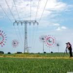 Ветрогенераторы в объективе.
