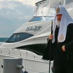 Всё равно умрете: патриарх Кирилл призвал россиян не богатеть.